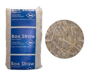 Słoma ściółka pszenna cienka 24kg - 800l legowisko EKO