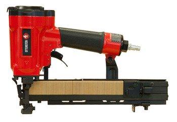 Zszywacz pneumatyczny stolarski 4PRO14038 zszywka typ 140 w długości 15mm-38mm