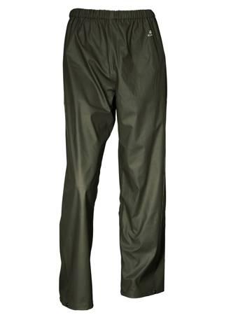 Spodnie ochronne oliwkowe XXL DRY ZONE - ELKA
